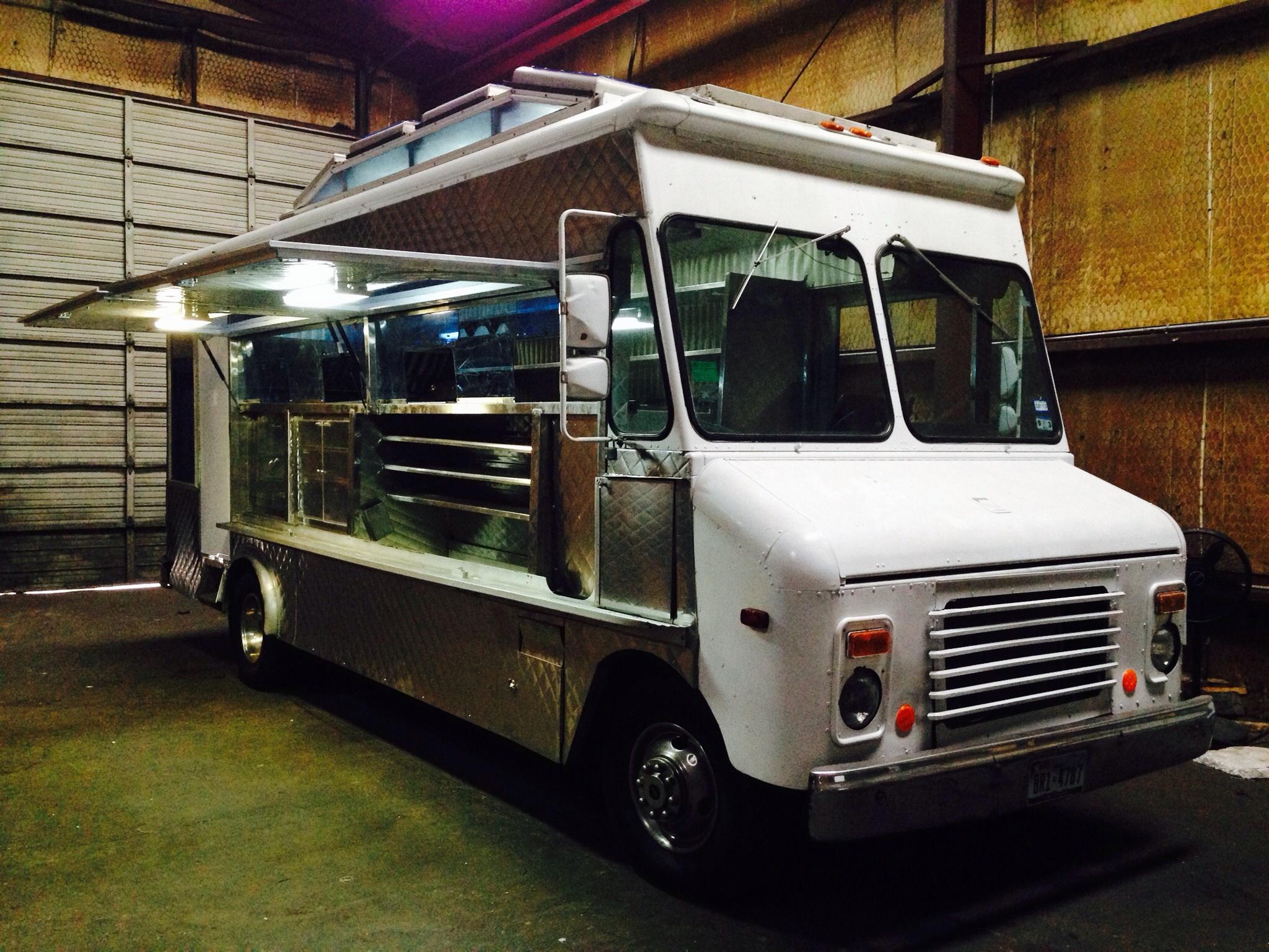 Los Angeles Stainless Steel Food Truck Foodtruckrental Com