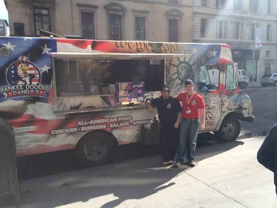 Yankee Food Truck
