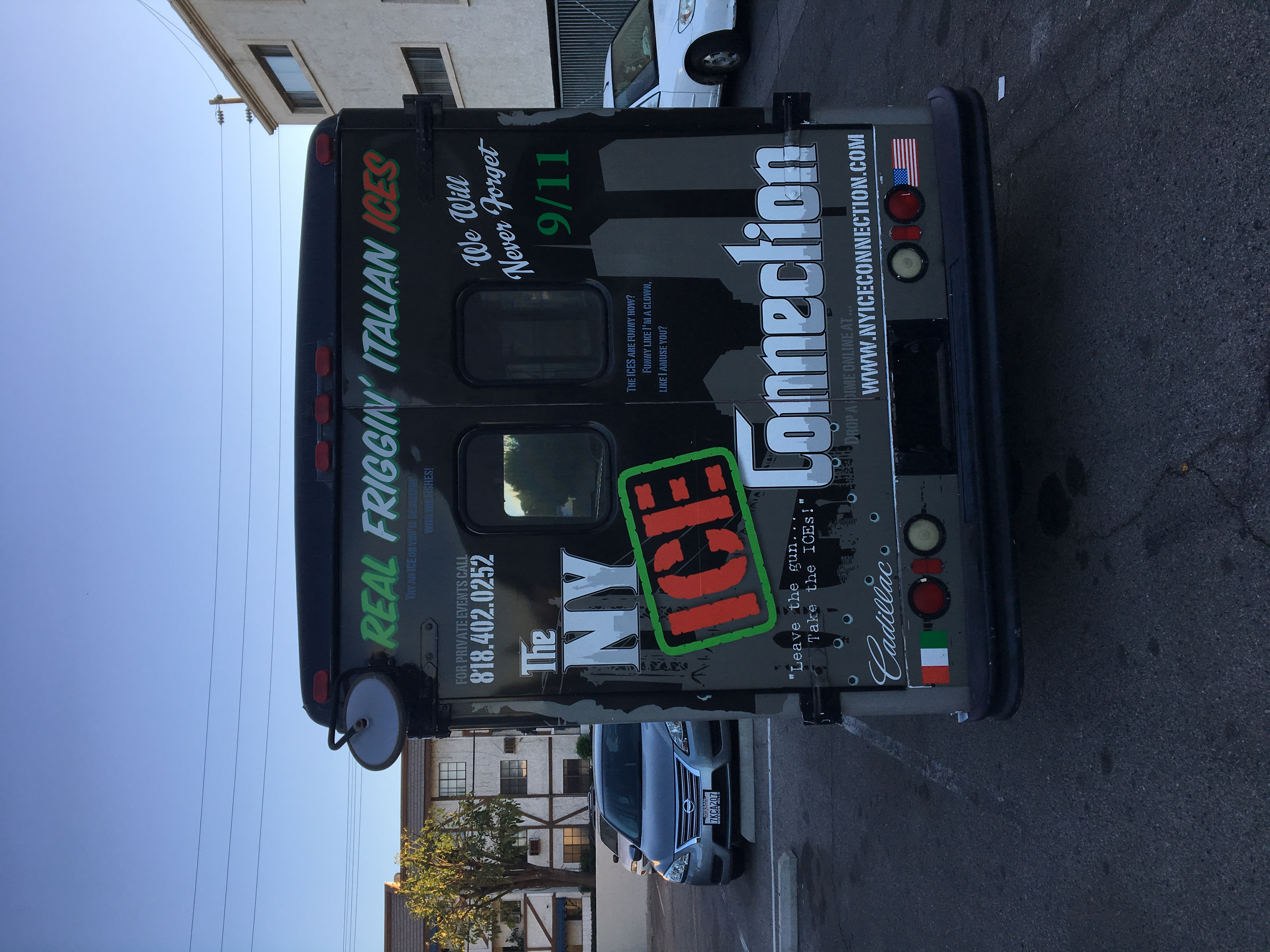 The Ny Ice Connection Foodtruckrental Com