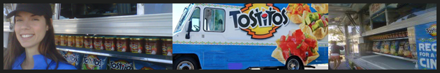 Tostitos Food Truck Marketing