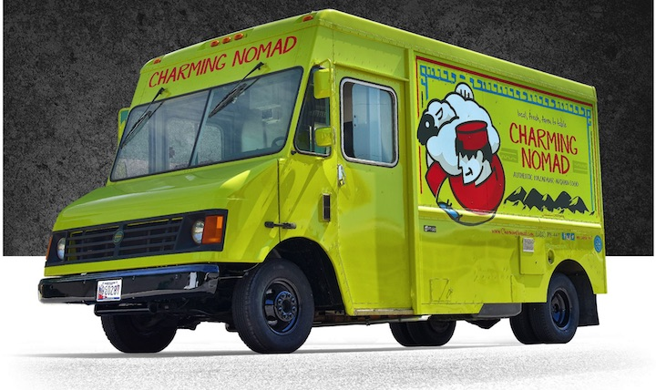 Charming Nomad Food Truck for Lease ($1,500/month ...